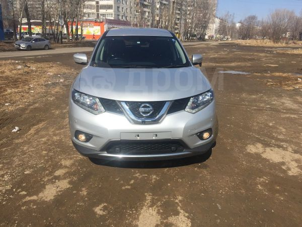 Nissan X-Trail, 2015 год, 1 099 000 руб.