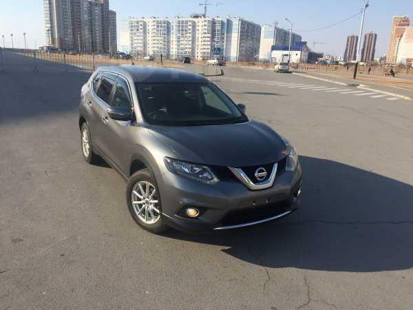 Nissan X-Trail, 2015 год, 1 099 000 руб.