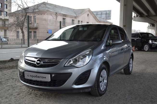 Opel Corsa, 2012 год, 345 000 руб.