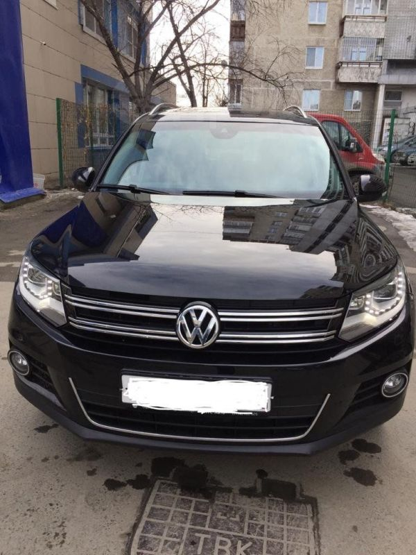 Volkswagen Tiguan, 2016 год, 1 130 000 руб.