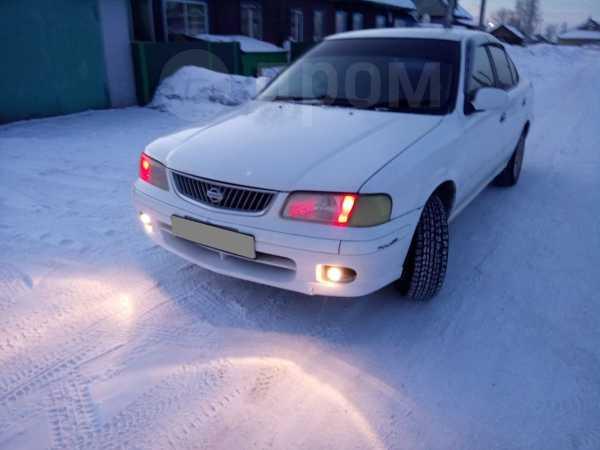 Nissan Sunny, 2001 год, 174 000 руб.