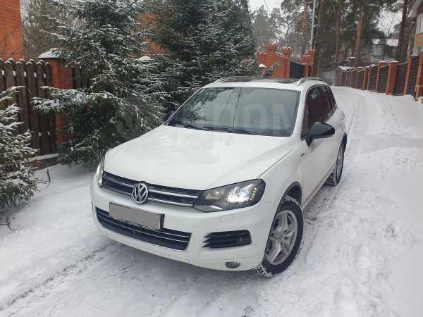 Volkswagen Touareg, 2014 год, 1 380 000 руб.