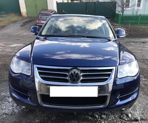 Volkswagen Touareg, 2008 год, 865 000 руб.