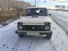 Челябинск 4x4 2121 Нива 1992