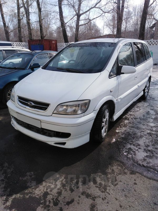 Subaru Traviq, 2002 год, 250 000 руб.