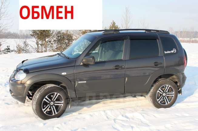 Chevrolet Niva, 2016 год, 585 000 руб.