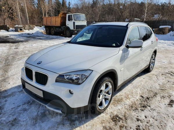 BMW X1, 2012 год, 890 000 руб.