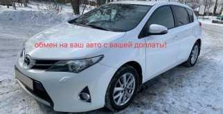 Иркутск Auris 2013