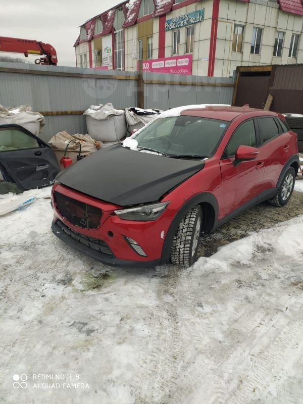 Mazda CX-3, 2015 год, 620 000 руб.