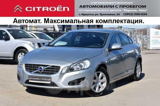 Volvo S60, 2012 год, 698 000 руб.