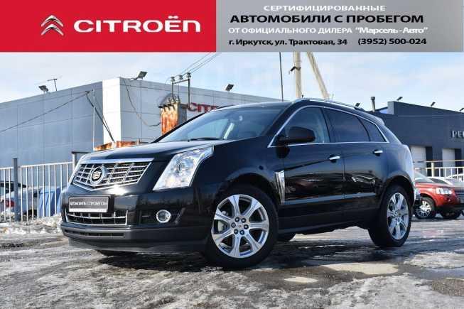 Cadillac SRX, 2014 год, 1 298 000 руб.