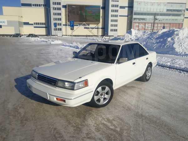 Nissan Bluebird Maxima, 1988 год, 100 000 руб.