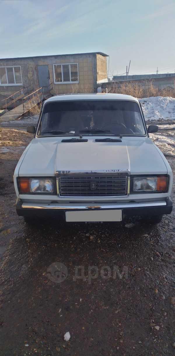 Лада 2107, 2003 год, 95 000 руб.
