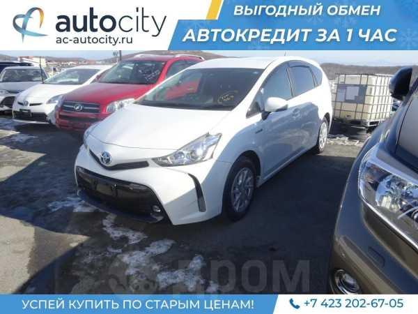 Toyota Prius a, 2016 год, 975 000 руб.