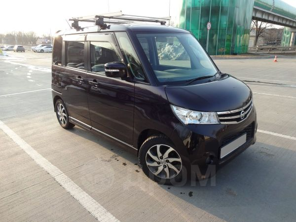 Nissan Roox, 2012 год, 330 000 руб.
