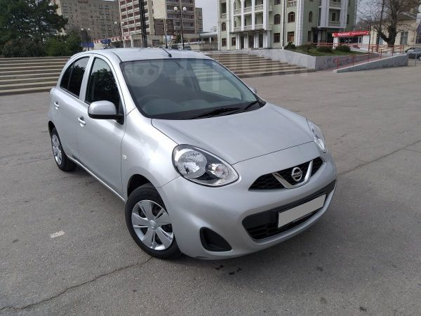 Nissan March, 2015 год, 495 000 руб.