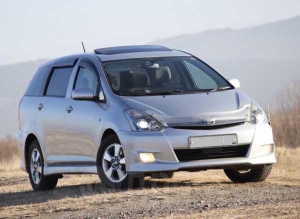 Toyota Wish, 2007 год, 640 000 руб.
