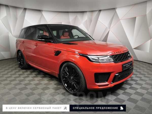 Land Rover Range Rover Sport, 2020 год, 7 374 000 руб.