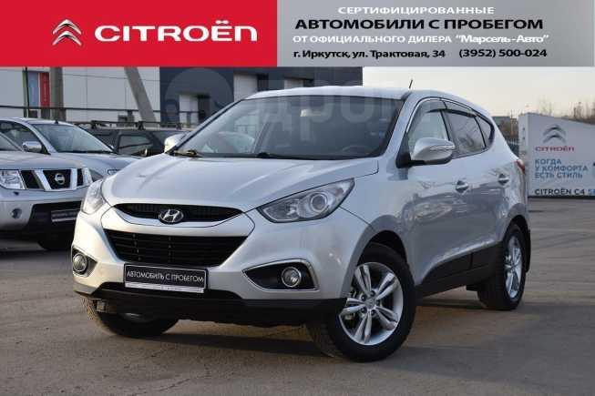 Hyundai ix35, 2013 год, 848 000 руб.