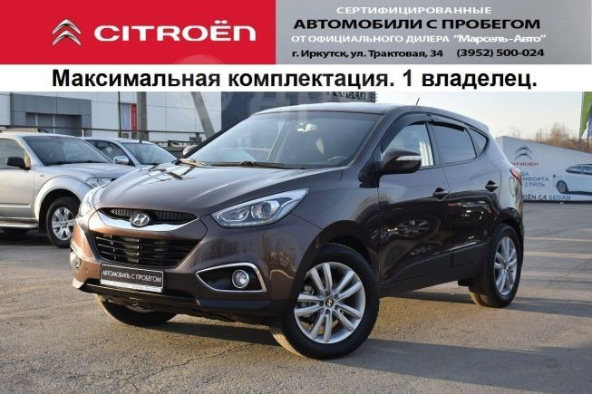Hyundai ix35, 2014 год, 878 000 руб.