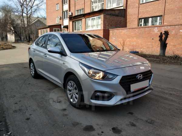 Hyundai Solaris, 2017 год, 735 000 руб.