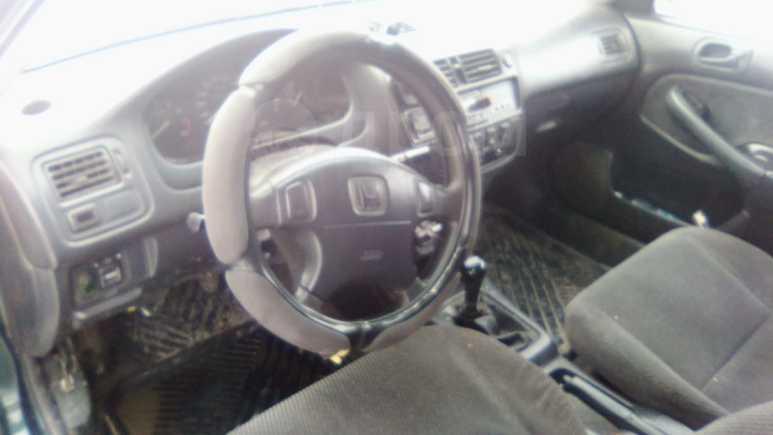 Honda Civic, 1997 год, 90 000 руб.