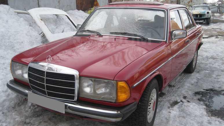 Mercedes-Benz E-Class, 1976 год, 120 000 руб.