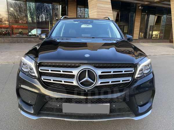Mercedes-Benz GLS-Class, 2016 год, 3 430 000 руб.