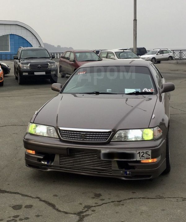Toyota Mark II, 1999 год, 470 000 руб.