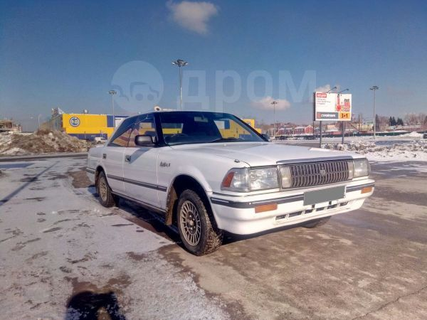 Toyota Crown, 1990 год, 133 000 руб.
