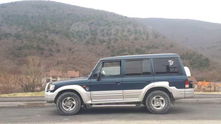 Hyundai Galloper, 1998 год, 370 000 руб.