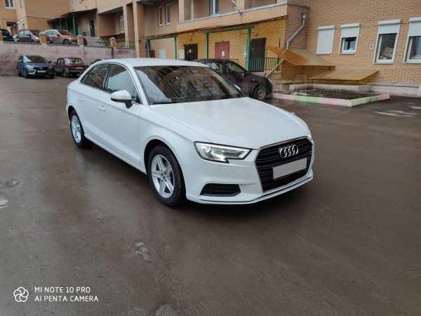 Audi A3, 2016 год, 925 000 руб.