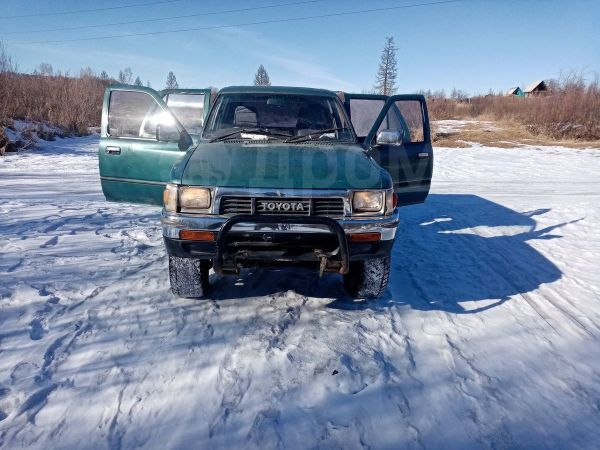 Toyota Hilux Surf, 1994 год, 190 000 руб.