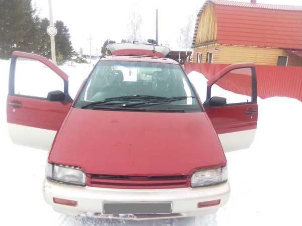 Nissan Prairie, 1988 год, 70 000 руб.