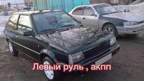 Омск Micra 1988