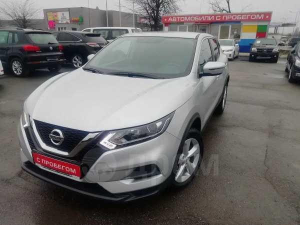 Nissan Qashqai, 2019 год, 1 579 000 руб.
