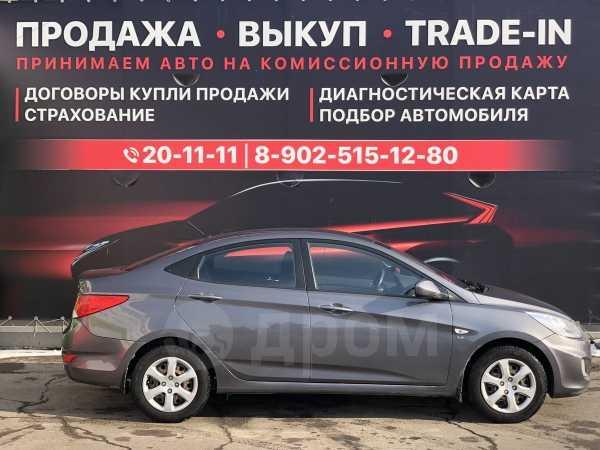 Hyundai Solaris, 2013 год, 468 000 руб.