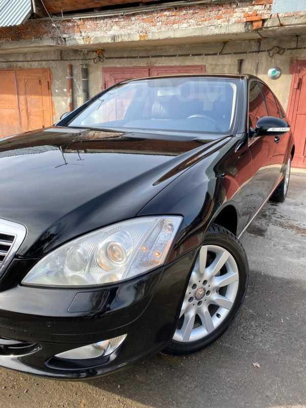 Mercedes-Benz S-Class, 2006 год, 800 000 руб.