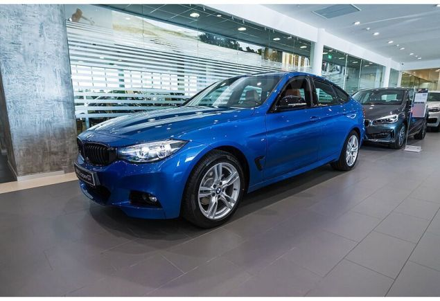 BMW 3-Series Gran Turismo, 2020 год, 3 168 000 руб.