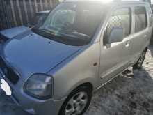 Омск Wagon R Plus 1999