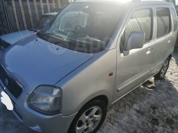 Suzuki Wagon R Plus, 1999 год, 130 000 руб.