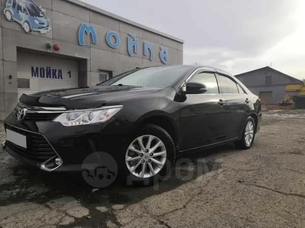 Toyota Camry, 2018 год, 1 400 000 руб.