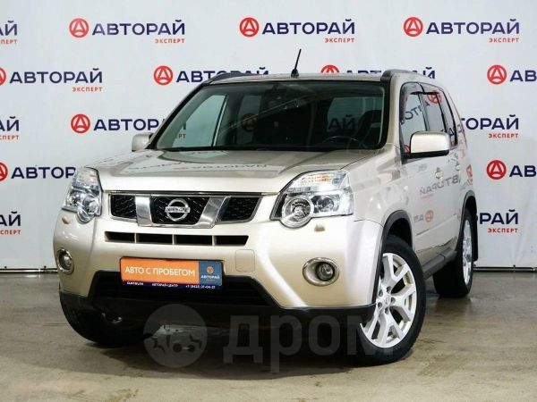 Nissan X-Trail, 2012 год, 731 000 руб.