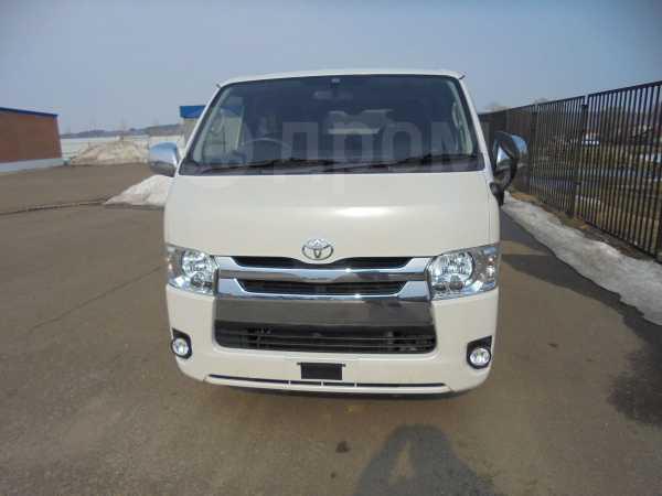 Toyota Hiace, 2014 год, 1 400 000 руб.