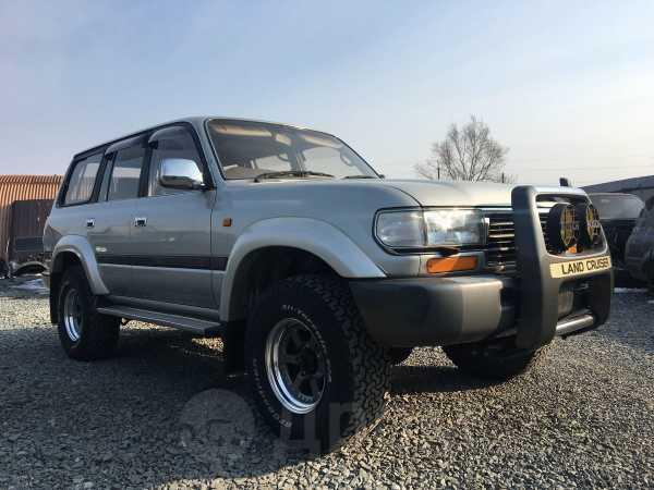 Toyota Land Cruiser, 1997 год, 790 000 руб.