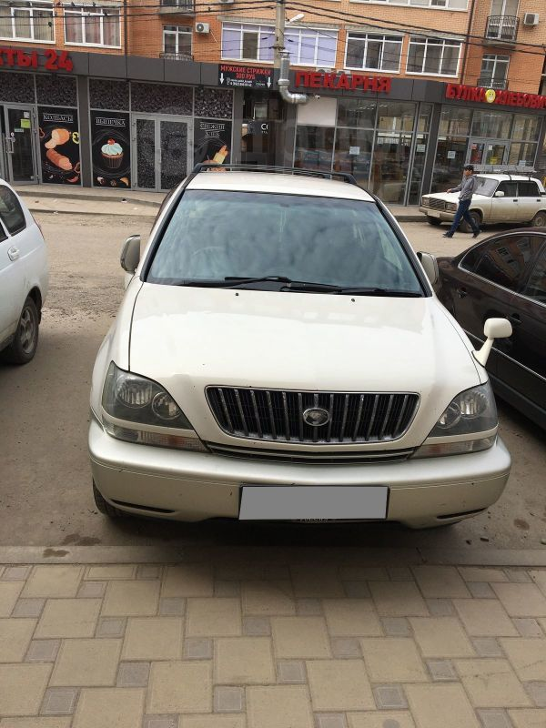 Toyota Harrier, 2000 год, 470 000 руб.