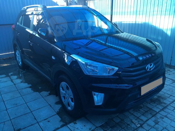 Hyundai Creta, 2018 год, 960 000 руб.