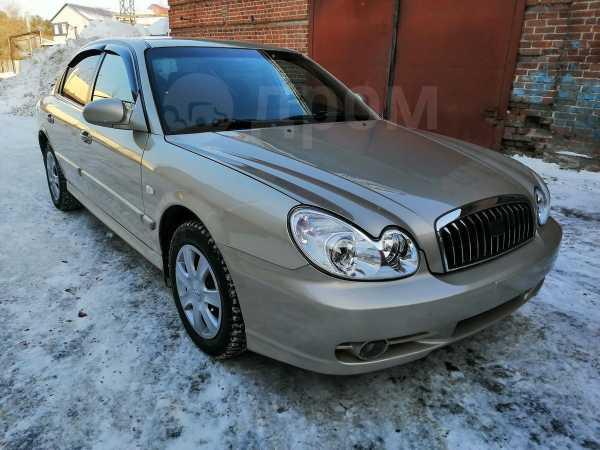 Hyundai Sonata, 2004 год, 259 000 руб.