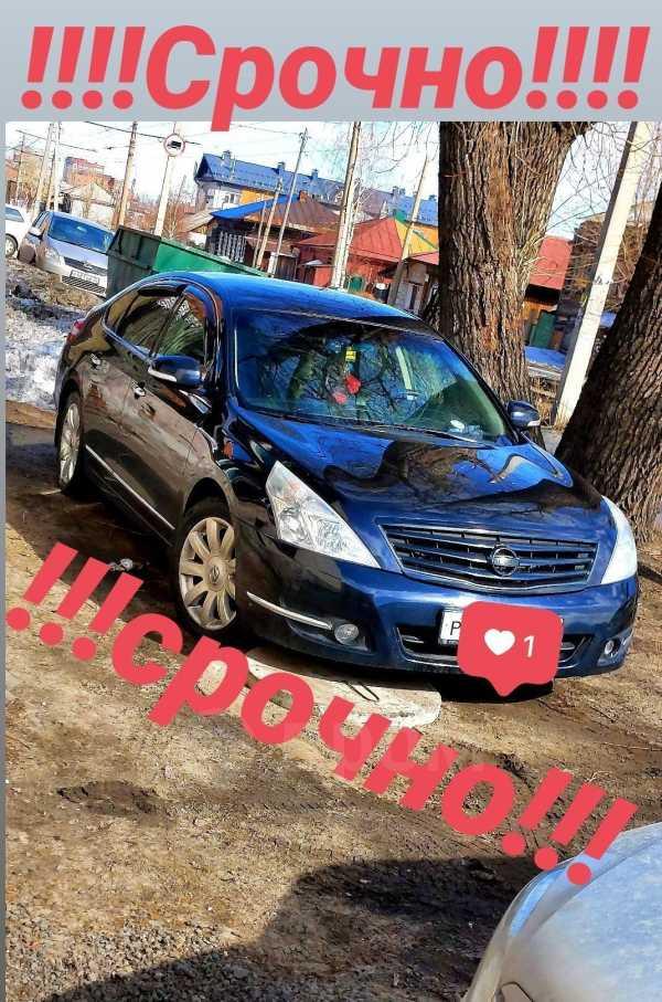 Nissan Teana, 2008 год, 800 000 руб.