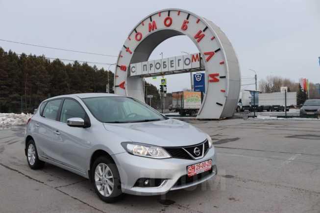 Nissan Tiida, 2015 год, 724 995 руб.